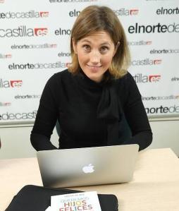 Silvia Álava El Norte de Castilla